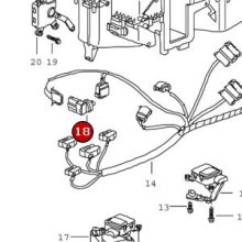 他の写真1: 温度センサー A/Cセンサースイッチ/997