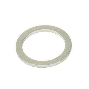 画像1: オイルドレンプラグワッシャー(18 X 24 X 1.5 mm Aluminum)/991