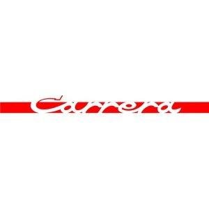 """画像2: Porsche 911 carrera用 """"Carrera"""" ロゴ サイドステッカー"""